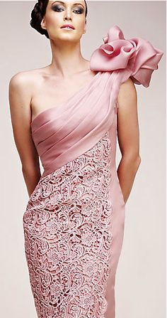 Tony Ward Robes Rose Pâle, Winter Typ, Beautiful Dresses, Pretty Dresses, Elegant Dresses, Formal Dresses, Abed Mahfouz, American Dress, Fashion Details