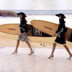 Esercizi di stile, lo sport secondo Chanel