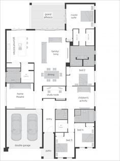 Oasis One - Floor plan