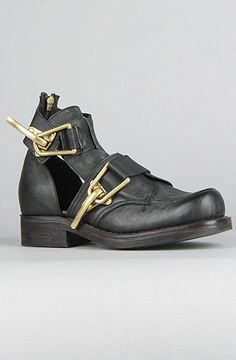 The Roscoe Boot in Black : Karmaloop.com - Global Concrete Culture - StyleSays