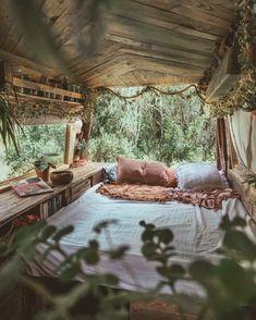 Bus Life, Camper Life, Camper Van, Bus Living, Tiny Living, Van Interior, Interior Exterior, Kombi Trailer, Kombi Home