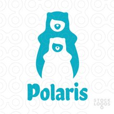 Exclusive Customizable Logo For Sale: Polaris | StockLogos.com. would be a cute embroidery project!