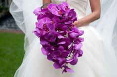 2013 purple wedding bouquets Purple Wedding Bouquets