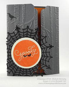 DOstamperSTARS Halloween Stampin' Up! Swaps (DOstamping with Dawn)