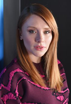 Bryce Dallas Howard attends the SAG Indie Brunch for Directors at Cafe Terigo on January 2016 in Park City, Utah. Beautiful Female Celebrities, Beautiful Women, Brice Dallas Howard, Beautiful Bollywood Actress, Pretty Eyes, American Women, Girl Crushes, Redheads, Celebs