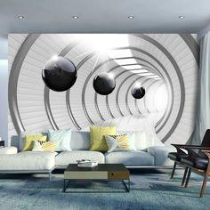 Space Decor - Enterprise tunnels