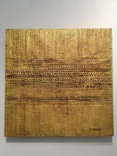 how to use gold leaf on canvas - Google Search
