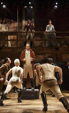 When Lin-Manuel Miranda's Hamilton debuted at The Public Theater in early 2015 it sparked a resurgence of theatre into the national zeitgeist, something unseen since Rent premiered in Seeming… Hamilton Broadway, Hamilton Musical, Hamilton Quiz, Hamilton Chicago, Theatre Geek, Musical Theatre, Public Theater, Theatre Design, Broadway Theatre