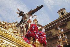 Holy Week in Sevilla, Spain 2012: San Bernardo, Miércoles Santo.
