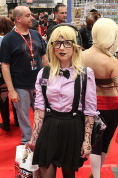 Cecil from Welcome To Night Vale   26 Of The Best Genderswapped Cosplayers From New York Comic Con