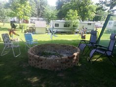 Camp area (ring)
