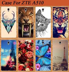 Special Sparkle Design case For ZTE Blade A510 a510 Brilliant Painted Hot Sales Fashion For ZTE A510 Protect soft Tpu case cover
