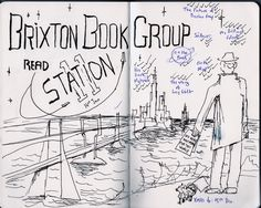 We had a very lively group (one of the biggest turn outs ever!) to discuss what we would do in the event of an apocalypse and also Station Pete discovered that almost all. Station 11, Brixton, Christmas And New Year, Shotgun, Apocalypse, Doodles, Group, How To Plan, Reading