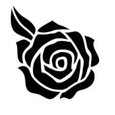 rose-clipart-black-and-white - Cloud Clipart Flower Clipart Images, Flower Art Images, Rose Clipart, Orange Roses, Purple Roses, Sunflower Clipart, How To Make Drawing, Balloon Flowers, Parts Of A Plant