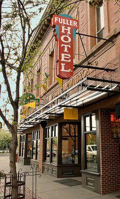 The Fuller Hotel - Billings, Montana