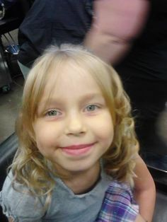 Lil Girl Curls!