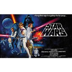 Star Wars Classic Prepasted Wall Mural