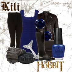 Lord of the Ring Inspired Looks: Kili