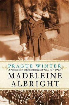 I would really like to read this    Prague Winter: A Personal Story of Remembrance and War, 1937-1948 by Madeleine Albright #LibraryJournal (Bilbary Town Library: Good for Readers, Good for Libraries)