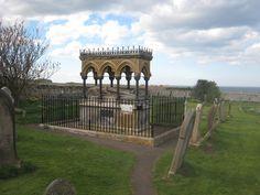 The Grace Darling memorial, Bamburgh, Northumberland