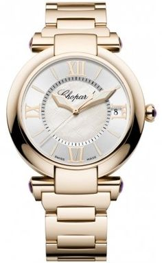 Chopard Imperiale Automatic Rose Gold Watch « Holiday Adds