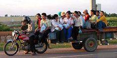 Vietnam Transportation Funny