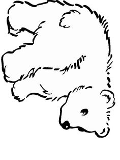 Print coloring page and book, Bears 17 Animals Coloring Pages for kids of all ages. Updated on Monday, July 15th, 2013.