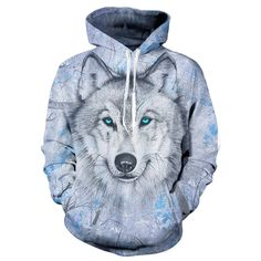 c20629df891a WOLF FACE 3D HOODIE Hi dear. can I join the Pinterest Outfit Inspo board