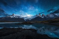 Shattering Stardust Landscape at Chile [1920  1280] X-Post r/Travel_HD