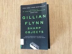 Sharp Objects by Gillian Flynn is an edgy murder mystery, and as the title suggests, a little too sharp for some.  I liked it though.