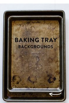 Using baking trays as a background in your food photography styling props. Take … Using baking trays as a background in your food photography styling props. Take a look at the amazing photos created using this tray! Food Photography Props, Cake Photography, Background For Photography, Product Photography, Photography Training, Photography Outfits, Photography Styles, Photography Articles, Photography Backgrounds