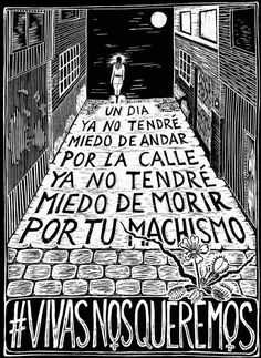 Collective of women in Mexico fighting against violence and murders with hand printed posters. Zine, Sketch Manga, Feminist Af, Riot Grrrl, Intersectional Feminism, Power To The People, We Can Do It, What Inspires You, Power Girl