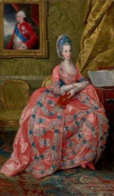 Portrait of the Archduchess Maria Amalia of Austria, Duchess of Parma | The Museum of Fine Arts, Houston