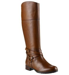 A classic: Laure by Ralph Lauren Sonya Riding Boot, $139