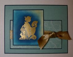 CC388, Golden Dreams by bigfootbecky - Cards and Paper Crafts at Splitcoaststampers