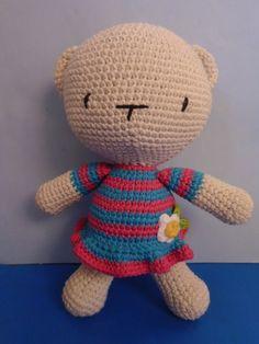 Resultado de imagen para osa en crochet patron