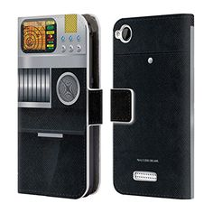Official Star Trek Tricorder Gadgets Leather Book Wallet Case Cover For HTC Desire 320 * Continue to the product at the image link.