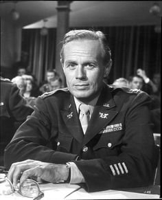 Still of Richard Widmark in Judgment at Nuremberg