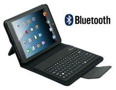 étui avec clavier bluetooth pour ipad mini