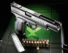 """Springfield XDM Competition 5.25"""" 9mm"""