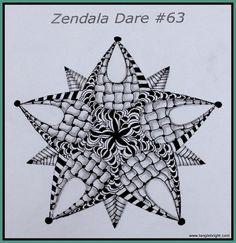 how to Zentangles Basic Beginner Patterns | Zentangle Class for Beginner's was great fun!