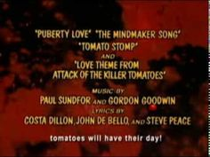 Attack of the Killer Tomatoes Theme Song - YouTube Attack of the killer tomatomatoes