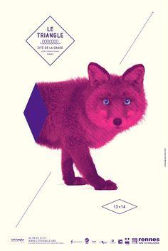 Dance Festival Poster – design by Brest Brest Brest