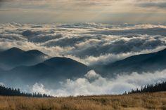 Slovensko zahalené do hmly – Sóda