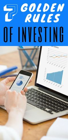 Investing...it's risky, it's scary, but it's also SO important to do if you want to grow your wealth and be able to afford longterm financial goals like retirement. Don't be afraid to get started, because sooner you start, the better off you'll be. To get started, check out this post all about the 7 things you need to know to be a smart investor. #investing #investingforbeginners #investingcanada #InvestSmart #ad