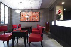 Salle de Petit-déjeuner du New Hotel Opéra Hotel Paris, Paris Hotels, Conference Room, Furniture, Home Decor, Paris Store, Bedrooms, Morning Breakfast, Room
