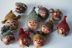 nut's crochet hat