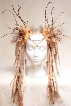 Mother Nature head dress