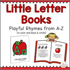 26 Letter Books of Nursery Rhymes & Songs - The Measured Mom Improve Your Handwriting, Improve Handwriting, Nice Handwriting, Handwriting Practice, Handwriting Analysis, Handwriting Worksheets, Alphabet Worksheets, Nursery Rhymes Songs, Book Letters