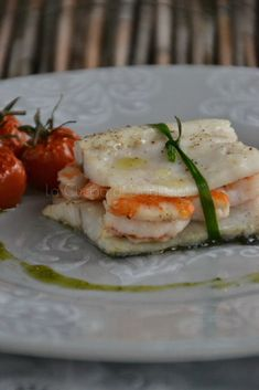 Fish Dishes, Seafood Dishes, Seafood Recipes, Cooking Recipes, Dinner For 2, Sicilian Recipes, Cool Kitchens, Entrees, Catering